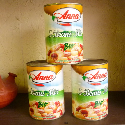 Anna Mixed Beans - Organic - 2 x 400g