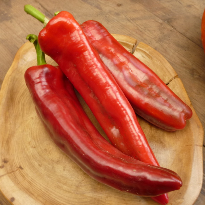 Red Sweet Peppers each