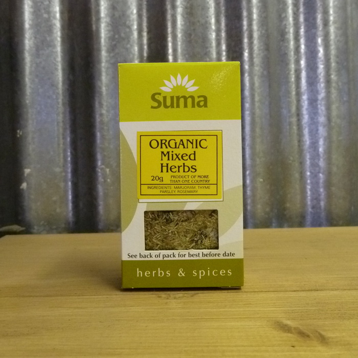 Suma Herbs Mixed organic - 20g