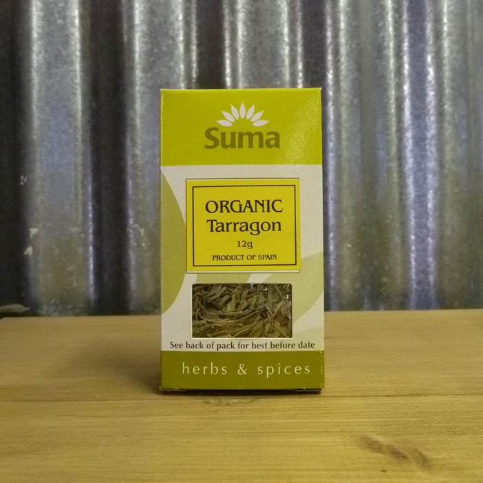 Suma Organic Tarragon 12g