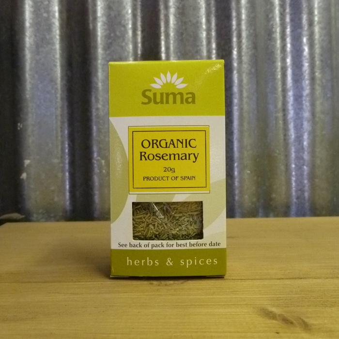 Suma Organic Rosemary 20g