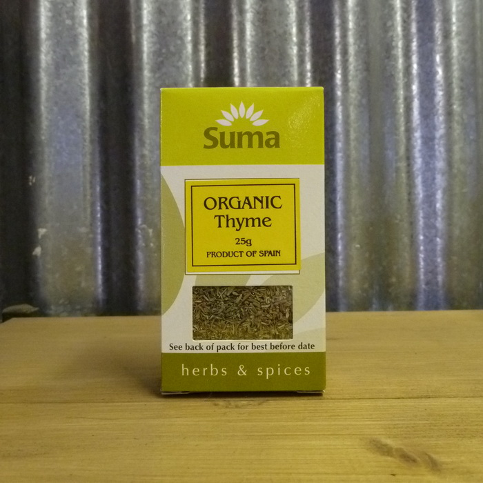 Suma Thyme - Organic - 25g