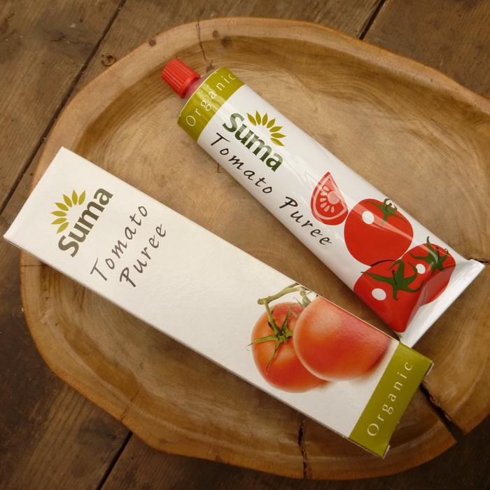 Suma Tomato Puree - organic - 200g